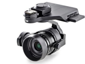 Rent: DJI X5R Camera + 2 Lenses