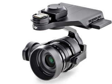 Rent: DJI X5R Camera + 2 Lenses