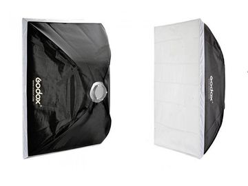 "Rent: Godox 23.6x23.6"" Softbox with Bowens Mounting"