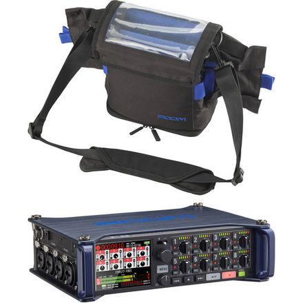 Zoom f8 Input mixer/recorder