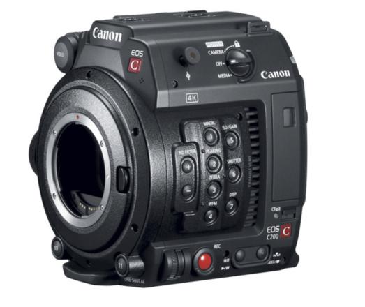 Canon EOS C200b w/ SmallHD 502 Package
