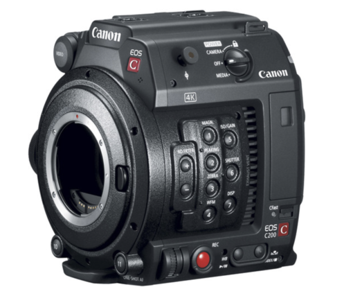 Canon EOS C200b w/ SmallHD 502 Package
