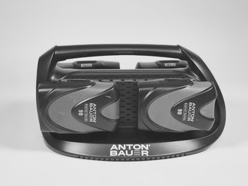 Rent: 4X ANTON BAUER DIGITAL 90'S  W/QUAD CHARGER (4 OF 5)