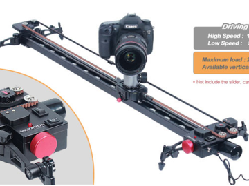 Rent: Varavon Slidecam S900 with Motoroid