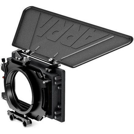 ARRI MMB-2 Mattebox with ND's Clip on and 15mm Support