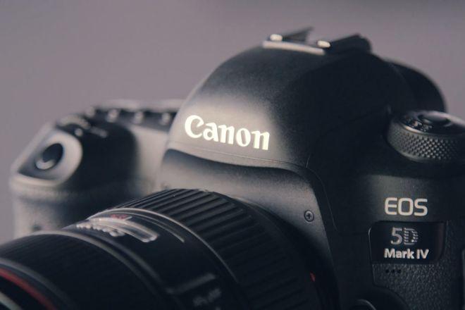 Canon EOS 5D Mark IV (C-Log) + Base Kit