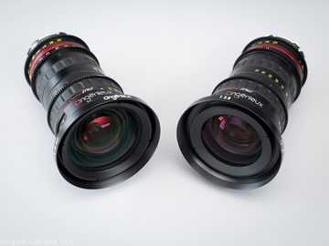 Angenieux Optimo Style Zooms, 16-40 & 30-76 T2.8 (PL or EF)