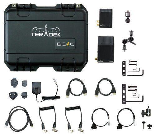 Teradek Bolt 500 3G-SDI/HDMI Video Transceiver Set (Deluxe)