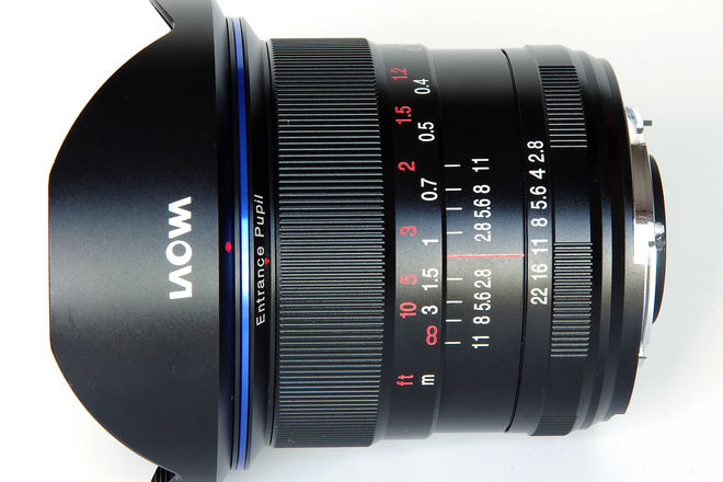 Laowa  12mm f2.8 Full Frame (Zero Distortion) Lens
