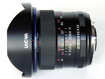 Rent: Laowa  12mm f2.8 Full Frame (Zero Distortion) Lens