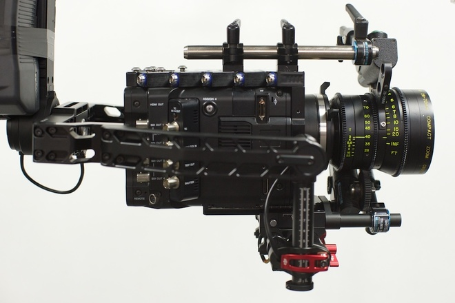 DJI Ronin w/ Cinemilled Extensions
