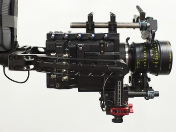 Rent: DJI Ronin w/ Cinemilled Extensions