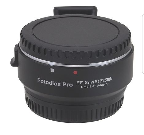 Fotodiox Canon EOS to Sony Alpha E mount Adapter