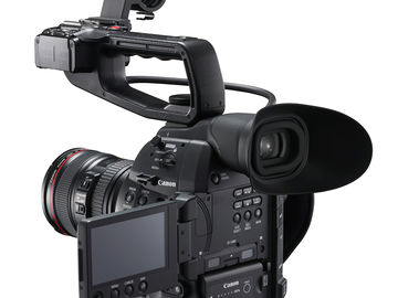 Rent: Canon EOS C100 Mark II Body Only