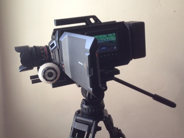 Rent: BLACK MAGIC URSA EF Mount Package