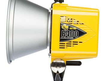 Rent: AlienBee B400 (with Silver Reflector) [1 of 2]