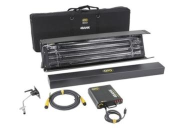 Rent: Kino Flo 4-ft 4-Bank select Kit