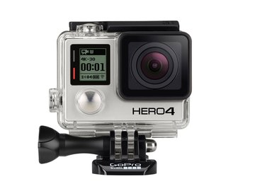 Rent: GoPro HERO4 Silver (Car Mount)