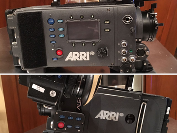 Rent: Arri Alexa Classic EV w/ High Speed License