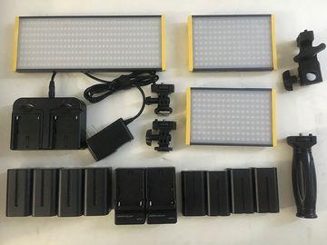 Rent: Onyx 240 & (2) 120 Bi-Color On-Camera LED Light