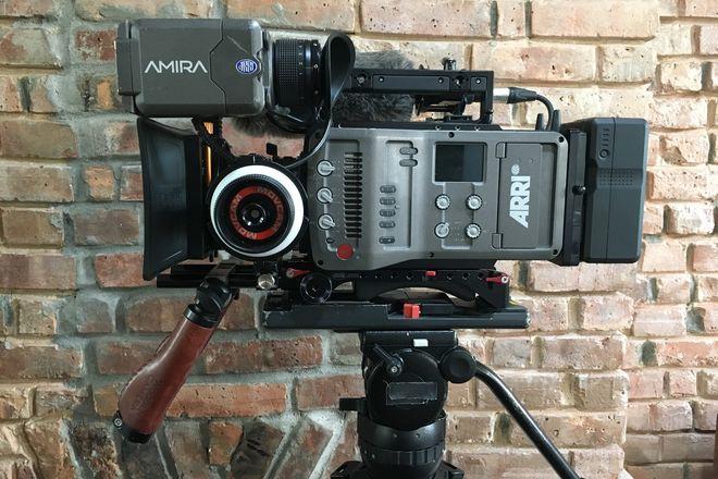 ARRI Amira Premium PL 4k w/ media + batteries