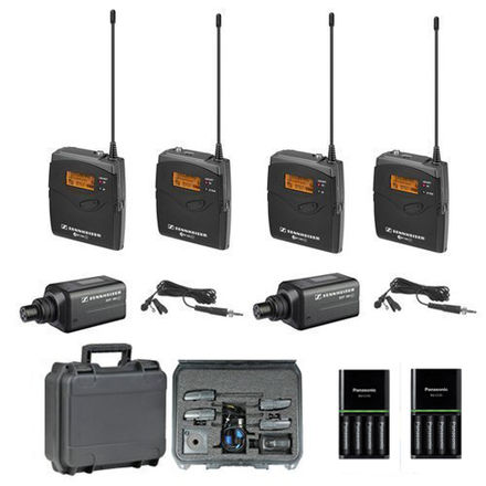 2 - Sennheiser ew 100 ENG G3 Wireless Kit