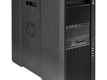 Rent: HP Z840 workstation High-performance computer Dual XEON