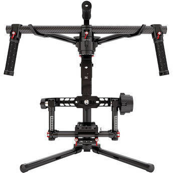 DJI Ronin with Cine-milled extensions
