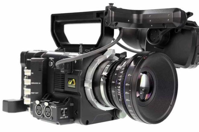 KIT - Sony PMW-F55 + CP2 Lens set