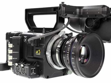 Rent: KIT - Sony PMW-F55 + CP2 Lens set