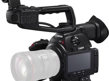 Rent: Canon C100 Mkll (2 of 2)