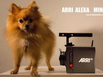 Rent: ARRI Alexa Mini Full Package with monitors and follow focus.