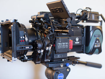 Rent:  RED EPIC-W 8K Kit with XEENs, Wireless FF/Trans & Monitor