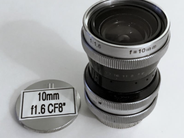 Rent: Kern-Paillard Switar C-Mount Lenses