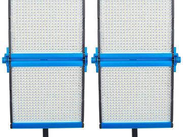 Rent: Dracast S Series Foldable Bi-Color LED1000 Video Panel 2-Lig
