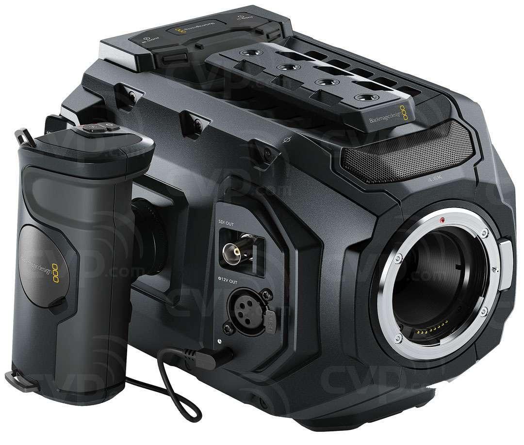 Rent Blackmagic URSA Mini 4 6K | ShareGrid