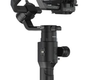 Rent: DJI Ronin S - Available mid June