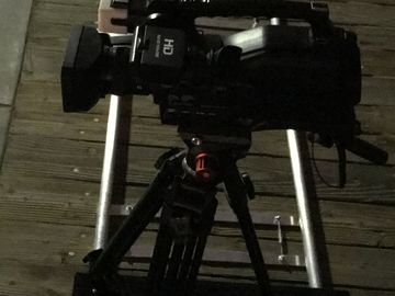 Rent:   12 foot camera slider