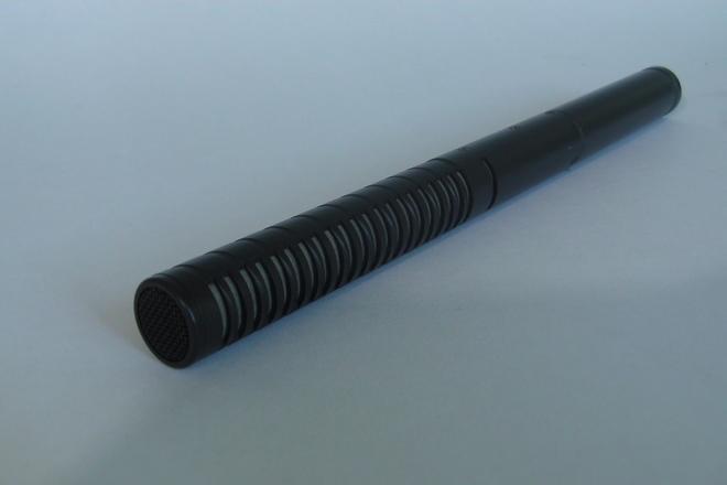 Rode NTG 2 Shotgun microphone