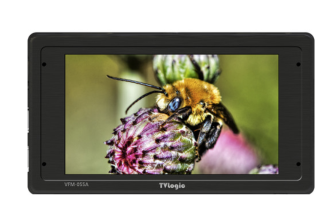 "TV Logic VFM-055A 5.5"" OLED Monitor"
