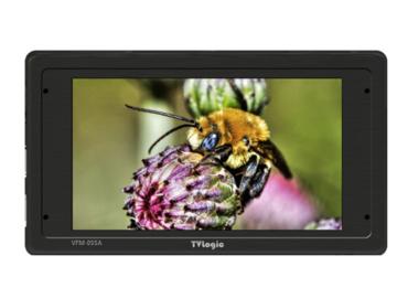 """Rent: TV Logic VFM-055A 5.5"""" OLED Monitor"""