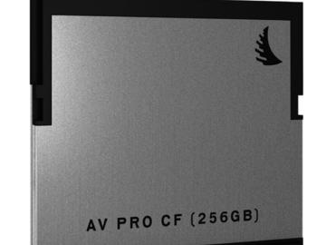 Rent: (1) Angelbird 256GB CFast 2.0 Card