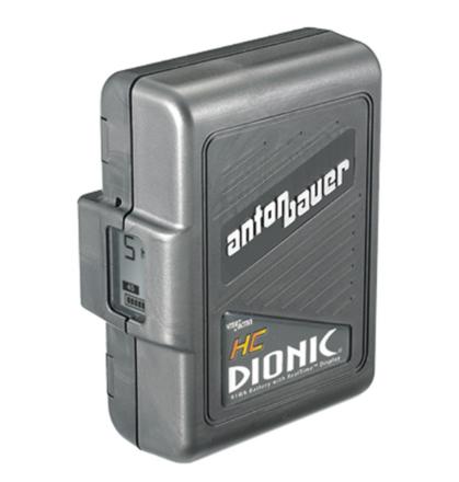 (x2) Anton Bauer HC Battery