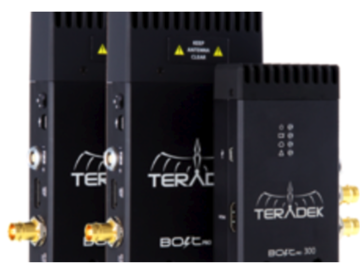 Rent: Teradek Bolt Pro 300 Wireless HD-SDI 1:2