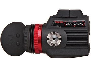 Rent: Zacuto Gratical HD Micro OLED EVF w Axis Mini Mount Rosette
