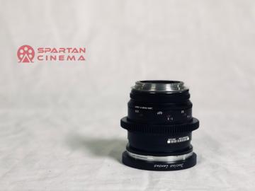 Rent: Zeiss ZF.2 50mm f/2.0 Makro Planar Duclos Cine-Mod Lens (EF)