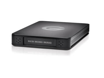 Rent: G-Technology EV Series Reader RED Mini-Mag Editon