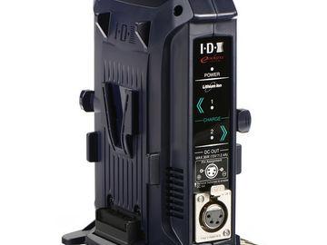 Rent: IDX System Technology VL-2X 2-Channel V-Mount Charger & Powe