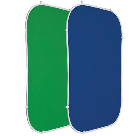 PhotoFlex2 5 X 7' Blue Green