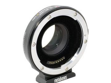 Rent: Metabones Canon EF Lens to MFT Speed Booster XL 0.64x